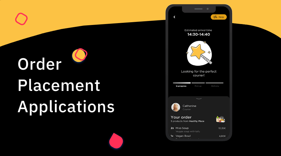 Order Placement Apps