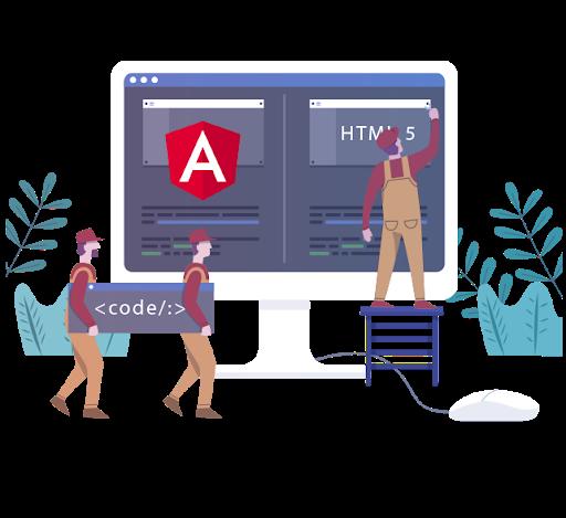 angular App Development Services