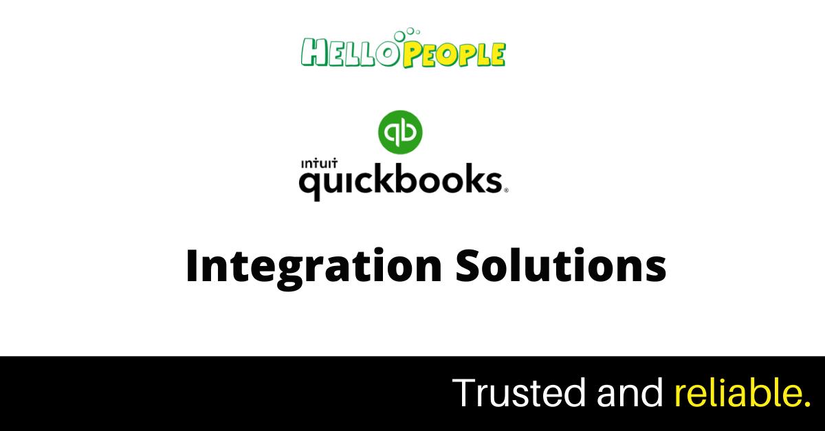 quickbooks api integration