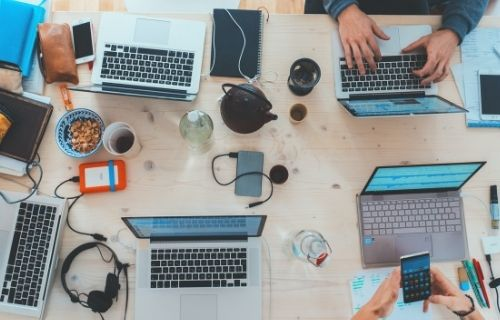 Work efficiently by integrating apps and software